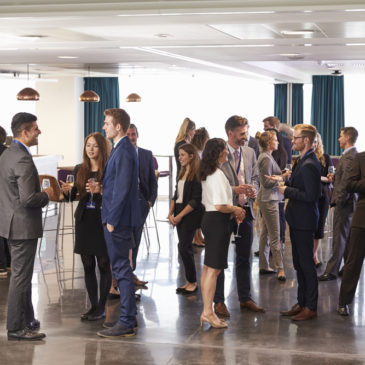 Networking to Enter a New Field
