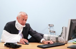 Five Actions To Take When You Are Injured at Work
