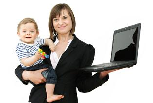 3 Career Possibilities For Stay-At-Home Moms