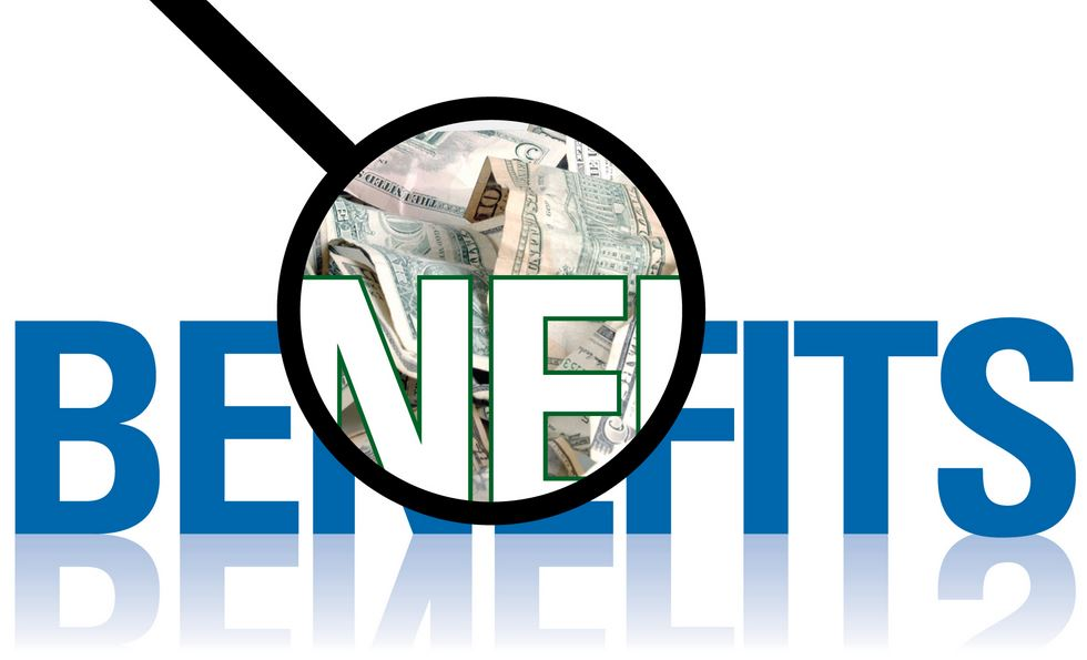 5 Reasons Why Benefits are So Important In Your Career