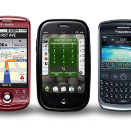 Top Five Phones For Running a Business