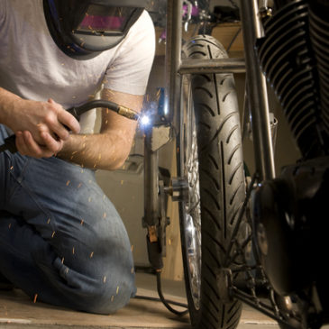 Get Yourself Up and Running in the Motorcycle Industry