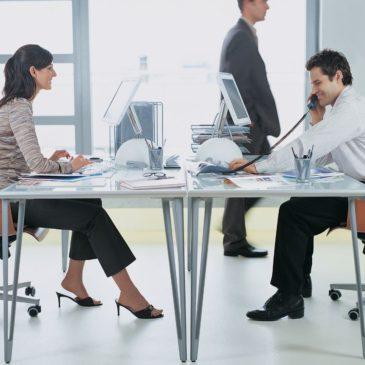 The Benefits of Hot Desk Flexibility