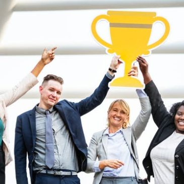 5 Benefits of High-End Corporate Awards
