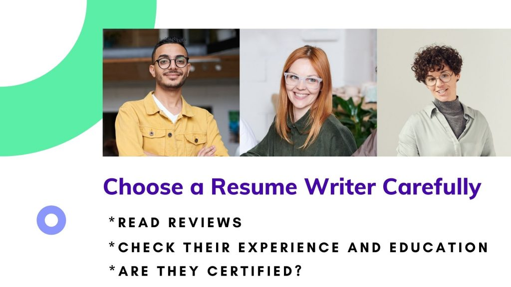 choosing a resume service